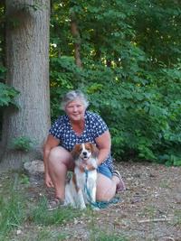 Connie Pabijan hundetræning instruktør amager