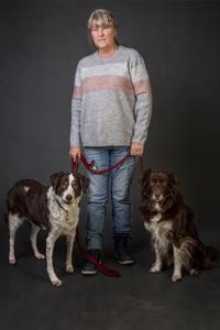 Ruth Egerod instruktør hundetræning amager