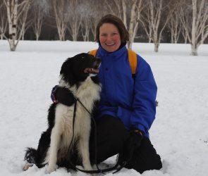 Stine Maria Petersen instruktør hundetræning amager