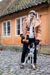 Emily Salomon hundetræning instruktør Amagerlands